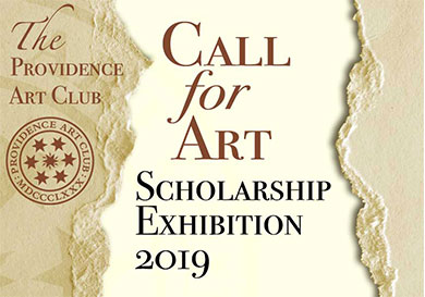 Call for Art Scholarship Exhibition 2019
