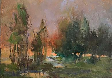 Beauchaine-Tonalstudy painting