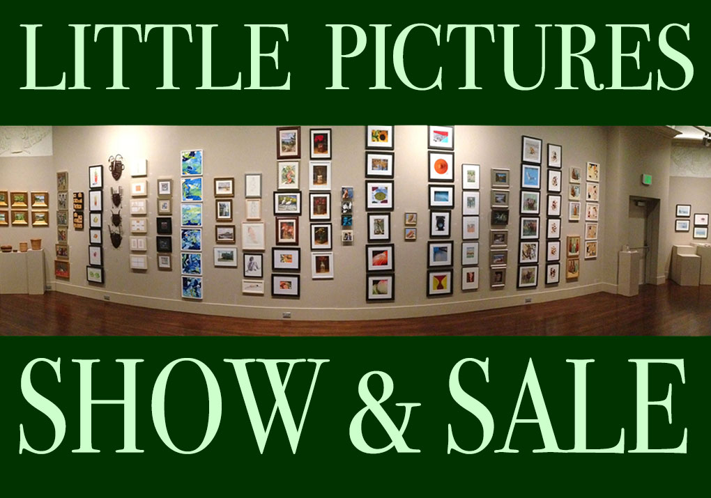 Providence Art Club Little Pictures Show