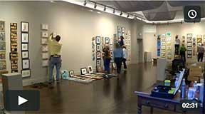 Hanging Little Pictures Video